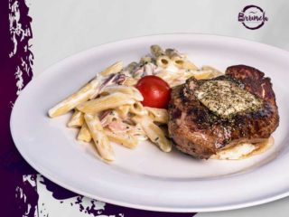 Beefsteak Cazzorla delivery