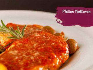Mediterranean chicken delivery