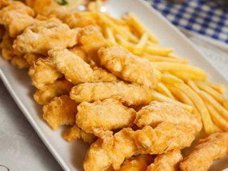 Piletina Orli sa pomfritom dostava