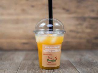 Ceđena pomorandža dostava