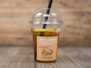 Ice tea Detox delivery