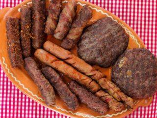 Mešani roštilj kg dostava