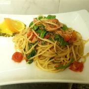 Spaghetti Tonno