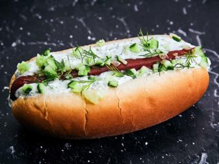 Tzatziki Hot Dog dostava