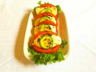 Caprese salad delivery