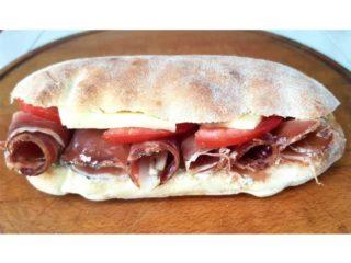 Mediterranean sandwich delivery