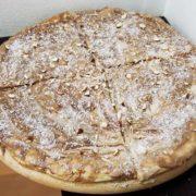 Eurocream pizza