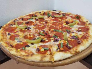 Meksiko pica dostava
