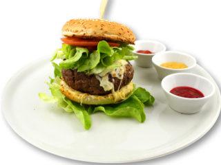 Stek burger 250g dostava