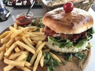 Burger plus dostava