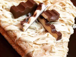 Palačinka Kinder čokolada dostava