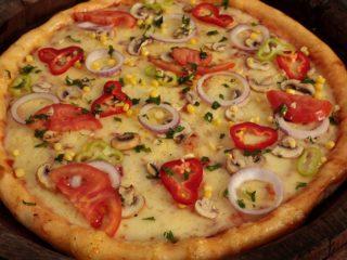 Posna pizza dostava