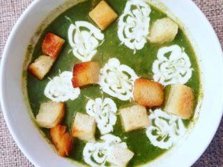 Vegetable pottage delivery