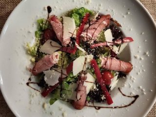 Vespucci meal salad delivery