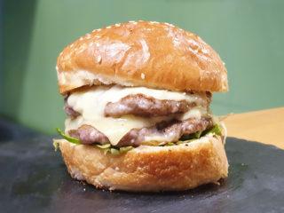 Double burger dostava
