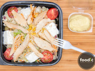 Foodić salata dostava