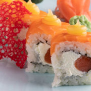 Salmon Philadelphia roll