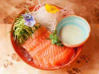 Sashimi losos small dostava