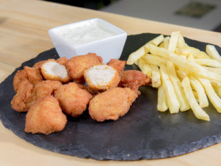 Chicken nuggets 150 gr delivery