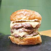 Triple burger
