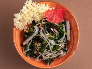 Salata od wakame algi dostava