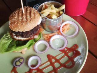 Burger Gregor's delivery