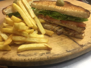 Club sandwich 2 delivery