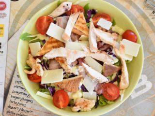 Pančo salata dostava