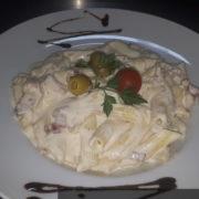 Carbonare pasta