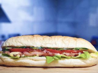 Indeks sendvič dostava