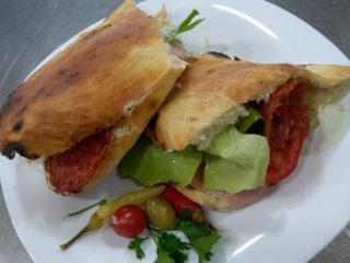 Leonardo sendvič dostava