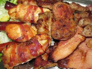 Mešano meso za dve osobe dostava