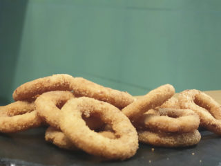Onion rings 15 pieces delivery