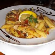 Frutti di mare pasta