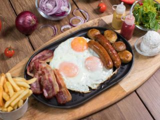 Lav Gastro and Bar breakfast delivery