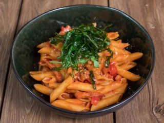 Penne Amatriciana delivery