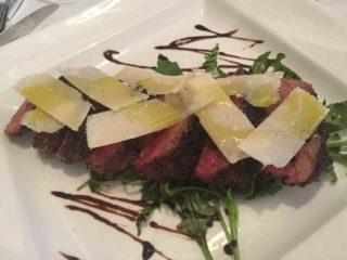 Biftek taljata u kori od bibera dostava