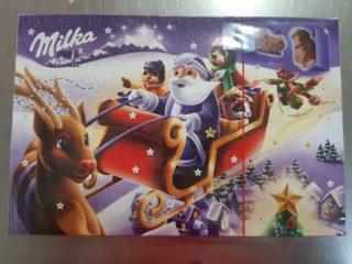 Milka Novogodišnji kalendar dostava
