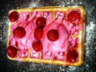 Rumenko Ice waffle dostava