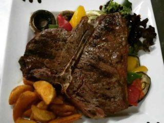 T-bone steak dostava