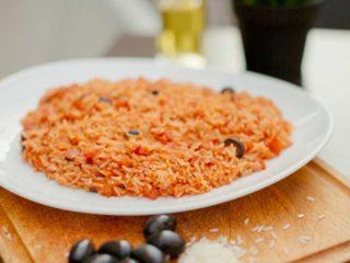 Vege rižoto dostava