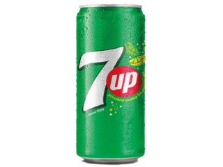 7 Up delivery