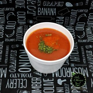 Tomato broth delivery