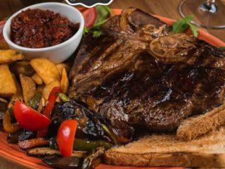 Biftek crveni sos dostava