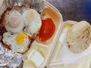 Jaja sa šunkom dostava