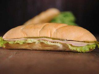 Sandwich ham delivery