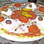 Terminatore pizza