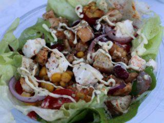 Meksikana salata dostava