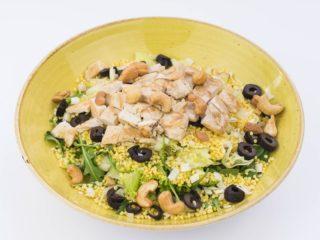 Salata sa ćuretinom i prosom dostava