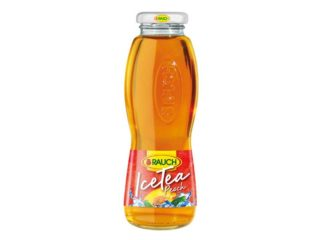 Ice tea peach Rauch 0.33L delivery